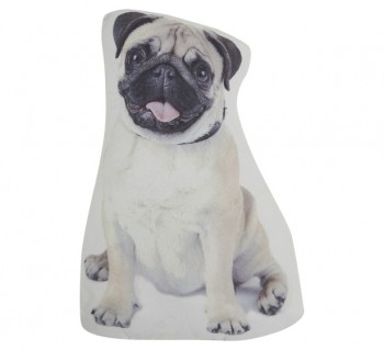 Pet Pug Cushion
