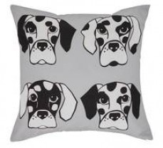 Frenchie Spot Cushion
