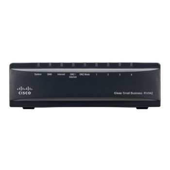 Cisco Rv042G Dual Gigabit Wan VPN Router