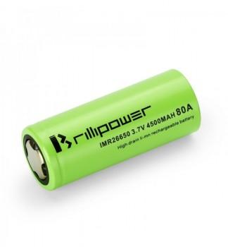 Brillpower - 26650 Battery