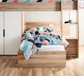 Cabin Single Bed