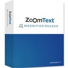 ZoomText Magnifier/Reader Magnification