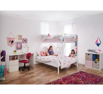 Bobbi Triple Bunk Bed