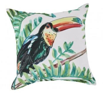 San Luca Toucan Cushion