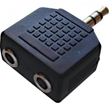 Connexia X06520 3.5mm - 2 X 3.5mm Socket