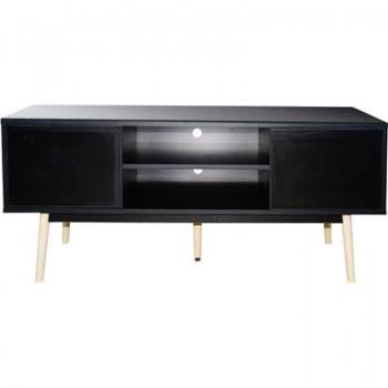 Sleek Concepts Vogue 1500 Black TV Enter