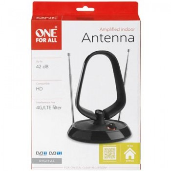One For All 42dB Gain Amplified Indoor A
