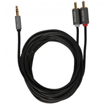 Soniq 3.5mm to 2xRCA Cable (4.0m)