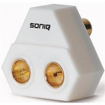 Soniq TV Antenna Splitter Plug