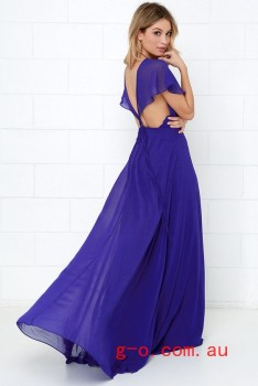 2016 Royal Blue Elegant Arrival Royal Bl