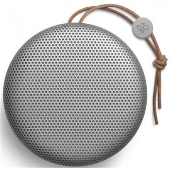 B&O Beoplay A1 Portable Speaker (Silver)