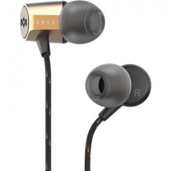 Marley Uplift 2 In-Ear Headphones (Brass