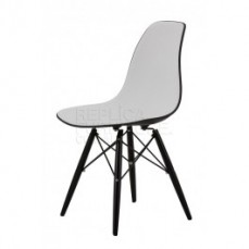 Replica Eames Two-tone Chair Black