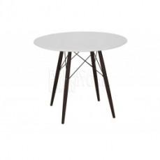 Replica Charles Eames 90cm Table - Walnu