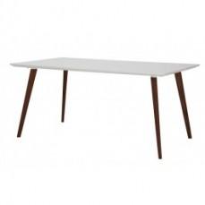 Replica Mario Cellini Dining Table Walnu