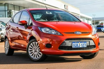 2010 FORD FIESTA CL PWRSHIFT SEDAN (ORAN
