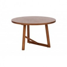 Danish Side Table Walnut