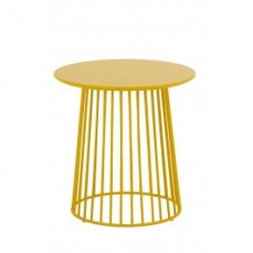 Cylinder Side Table