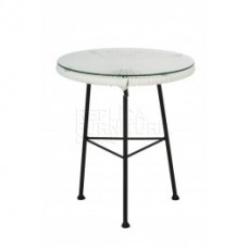 Replica Acapulco Side Table White