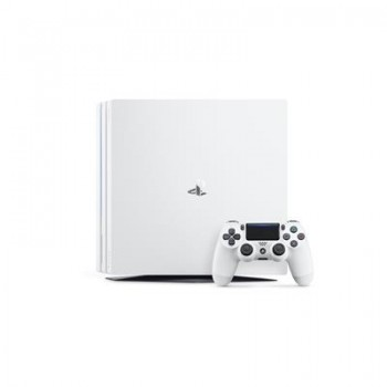 PS4 PlayStation 4 1TB Pro Console Glacie
