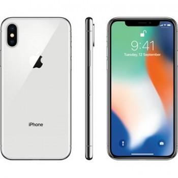 Apple iPhone X 256GB (Silver)