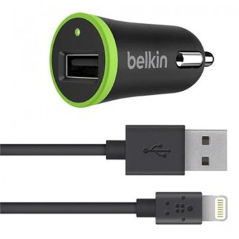 Belkin BoostUp Car Charger and Lightning