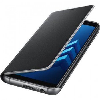 Samsung Neon Flip Cover for Galaxy A8 (B