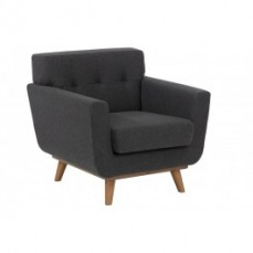 Hudson Scandinavian Lounge Chair