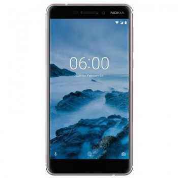 Nokia 6 (2018) [White Iron]