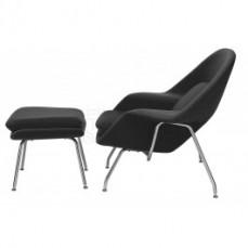 Replica Eero Saarinen Womb Chair and Ott