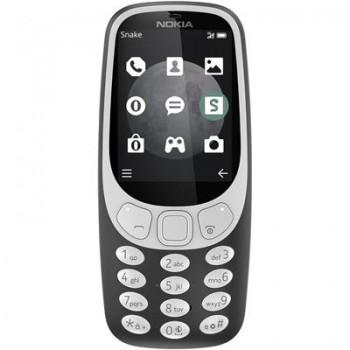 Nokia 3310 3G (Charcoal)