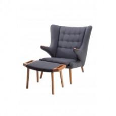 Replica Hans Wegner Papa Bear Chair with