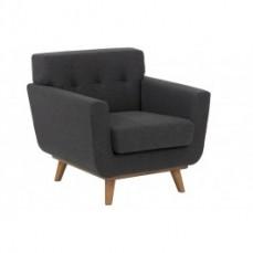 Hudson Scandinavian Lounge Chair