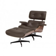 Replica Charles Eames Lounge and Ottoman