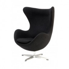 Replica Egg Chair premium Wool - Tilt an