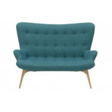 Replica Featherston Sofa 2 Seater