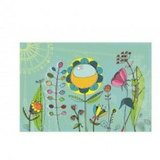 Stretched Canvas Print 'The Jolly Little