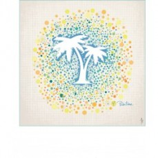 Print - Palm Tree Dots