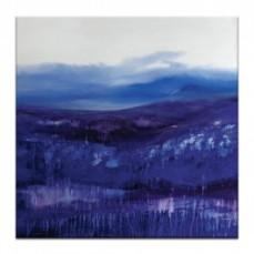 Cloud Nine by Lydia Ben-Natan Canvas Art