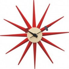 Replica George Nelson Starburst Clock (R