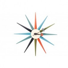 Replica George Nelson Starburst Clock