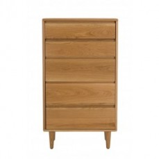 Solid Timber Chest of Drawers by Alteri