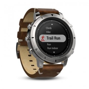 Garmin Fenix Chronos Sports Watch [Leath