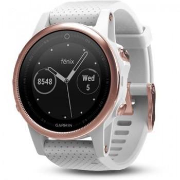 Garmin Fenix 5S Sports Watch with White