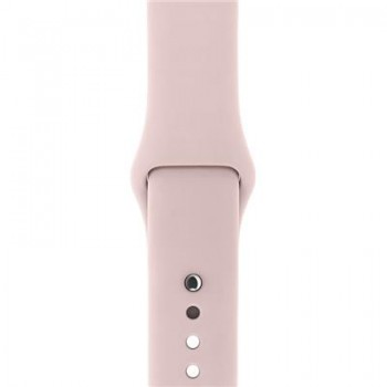 Apple Watch 38mm Sport Band (Pink Sand)