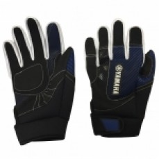 Blue Full Finger Gloves