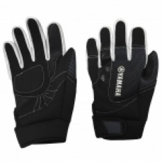 Grey Full Finger Gloves