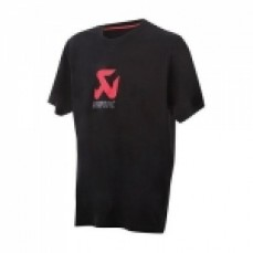 Akrapovic Logo T-Shirt - Black