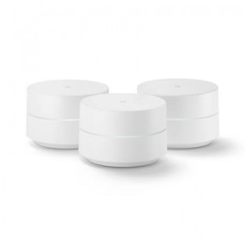 Google Wifi Home Mesh Wi-Fi System (3-Pa