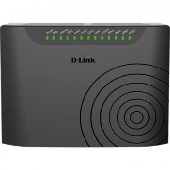 D-Link Dual Band Wireless AC750 VDSL2+/A